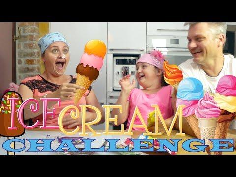 ICE CREAM CHALLENGE 🍦 | MAMA ZJADŁA LODY O SMAKU DREWNA! 🌳