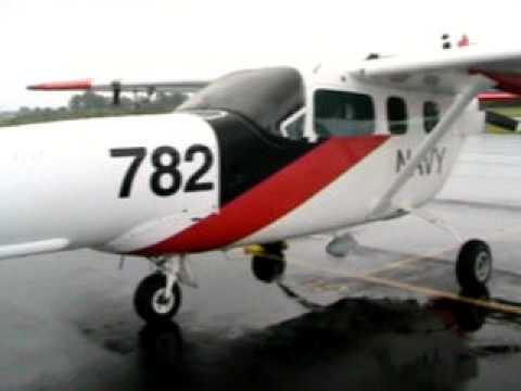 Single engine Cessna Skymaster
