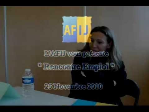 AFIJ - Rencontre Emploi Toulouse - Témoignage Recruteur