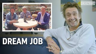Richard Hammond reveals how he managed to get the Top Gear job
