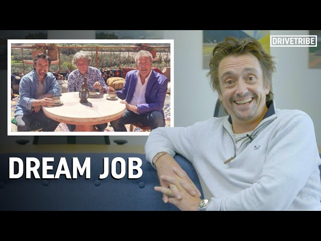 Richard Hammond reveals how he got the Top Gear job