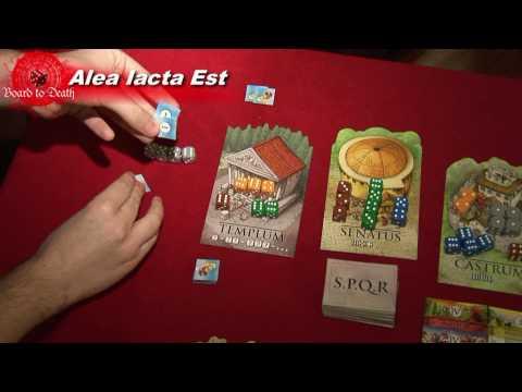 Alea Iacta Est Board Game Review - Rio Grande