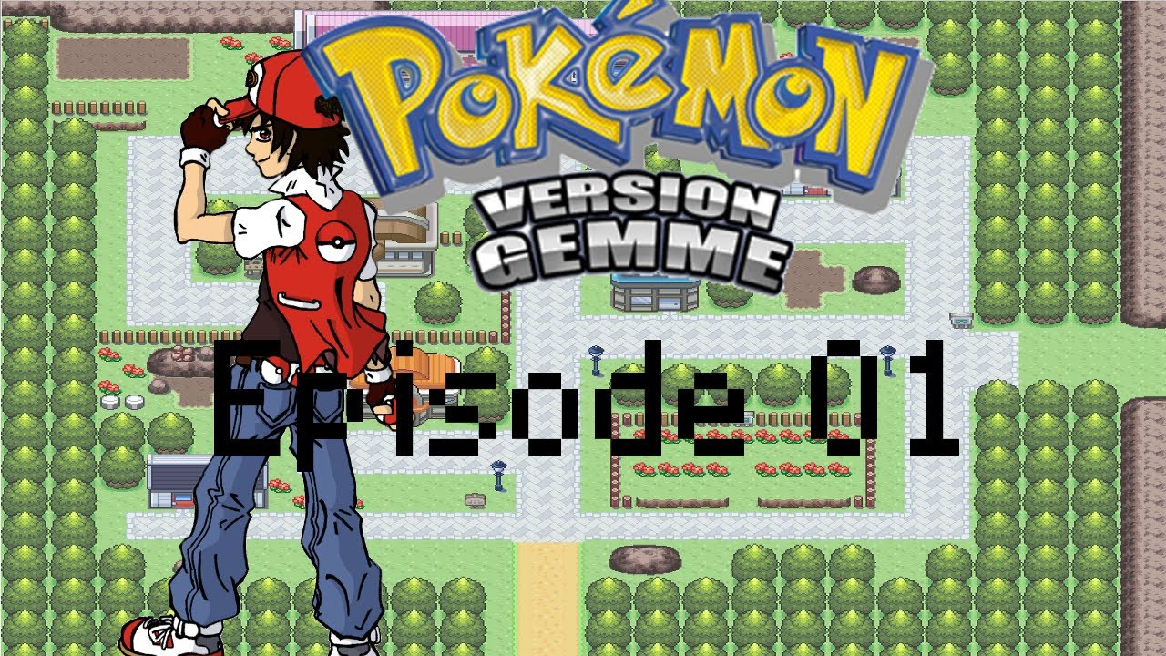 pokemon gemme 3.9 sur pc