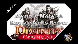 Divinity Memory Hotel / The Mind is a Terrible Thing to Test Trophy Guide
