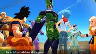 Dragon Ball FighterZ - Bulma Owns Cell & Villains