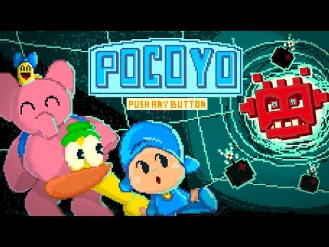 Pocoyo Halloween: Crazy Inventions [NEW EPISODE]