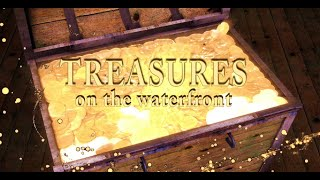 No Dearth of Books - Treasures on the Waterfront