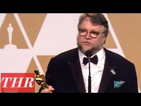 Guillermo del Toro on Winning Best Director & Best Picture for 'The Shape of Water' | Oscars 2018