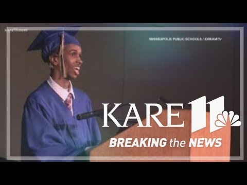 AJ - #GoodNews:  Non-Verbal Student Uses Software to Deliver Commencement Speech