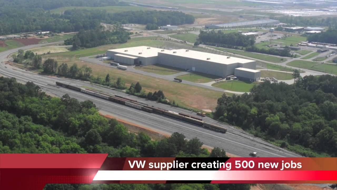 Volkswagen Chattanooga Jobs >> Chattanooga Gestamp Factory Expands Adds 500 Jobs For Vw