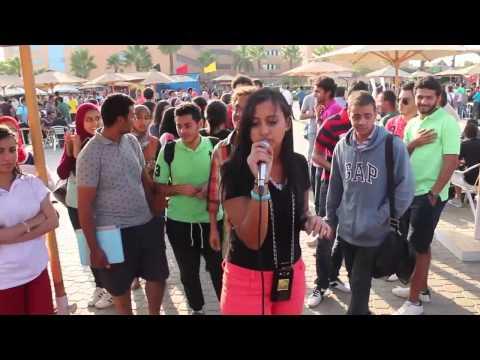 Closeup Egypt - GUC Karaoke 25