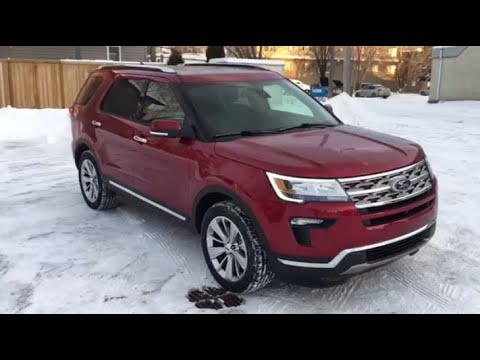 2019 Ford Explorer Limited | Waterloo Ford Lincoln