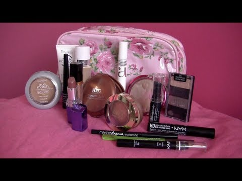 drugstore makeup starter kit  youtube