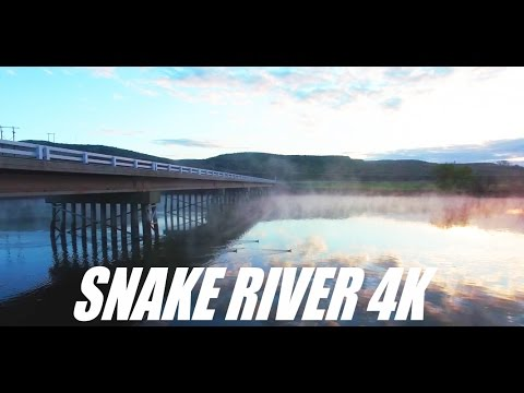 Download Youtube: Ultimate Snake River drone footage in 4K