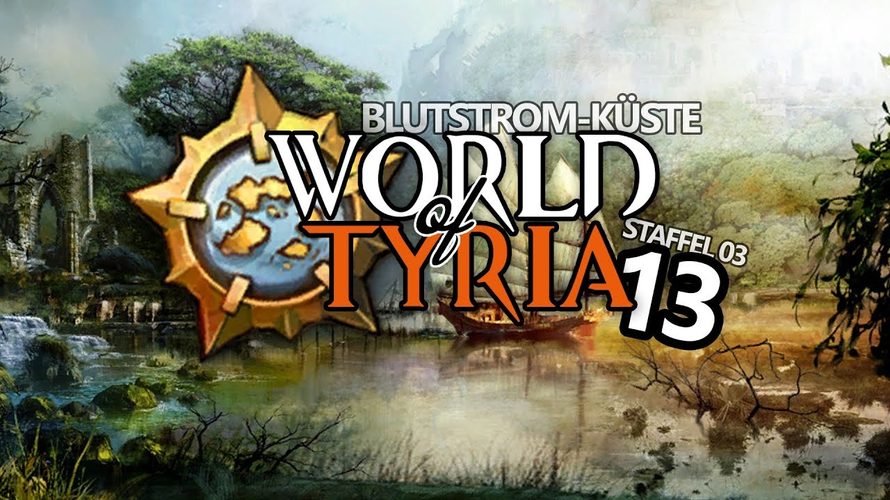 Gw2 Karte.Guild Wars 2 Blutstrom Küste 1 3 100 Karte World Of Tyria Staffel 03 13
