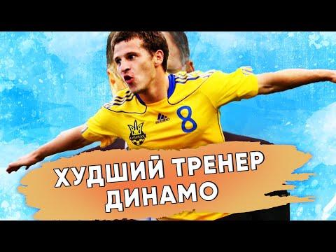 Самый худший тренер Динамо Киев / Александр Алиев / Новости футбола Украины