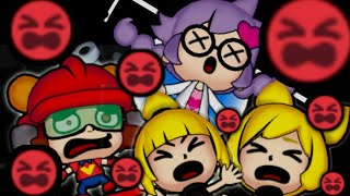 Playing Characters Who are a BAD FIT for these Microgames! - Warioware Get It Together