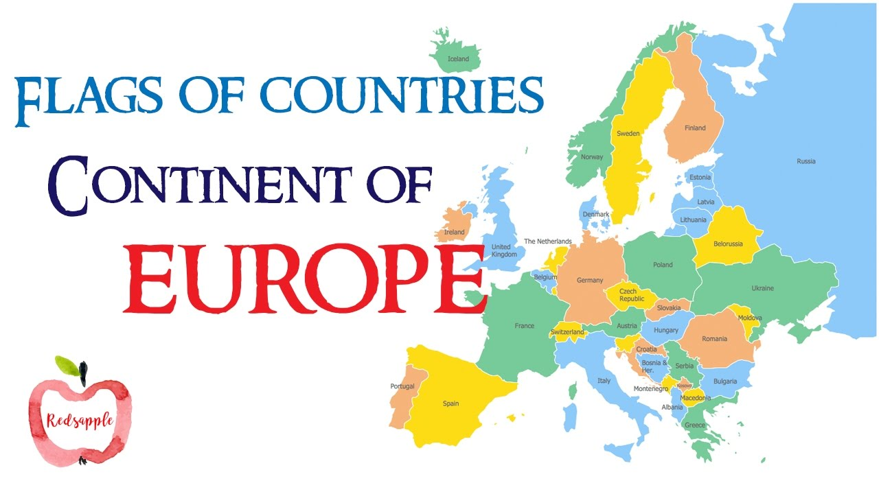 Europe continent countries