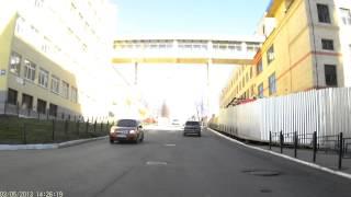 Видеорегистратор HYUNDAI H DVR12 ОЧЕНЬ солнечная погода ОСЛЕП смотреть