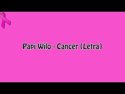 Papi Wilo - Cancer [Letra]