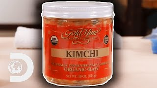 DRUM CRUSHERS & KIMCHI | How Its Made