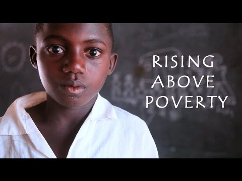 Rising Above Poverty - The Impoverished in Kenya