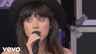 Foxes - Glorious - Xperia Access @ V Festival (Lounge)
