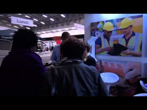 Overview of East Africa's only cement & concrete event [construction]