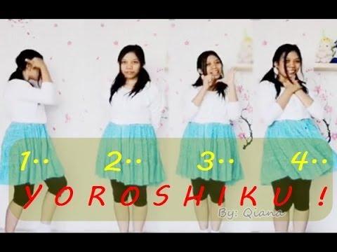 JKT48 - 1!2!3!4! Yoroshiku Dance Cover
