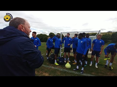 Official TUFC TV | Touch Training 14/09/18