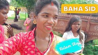 BAHA S D FULMUN  Fulmuni Vlog Video Santhali Karam Video Karam Vlog Video