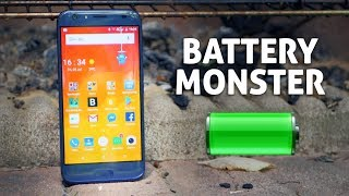 Doogee BL5000 Review – Are BIG BATTERY Smartphones worth it ?