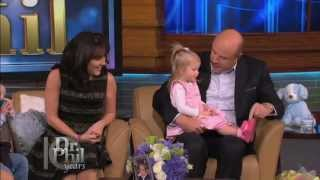 Dr. Phil Uncensored: Baby London makes his TV Debut