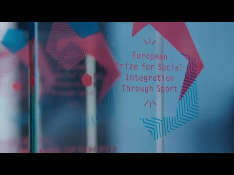 European Prize for Social Integration Through Sport - Awards Ceremony