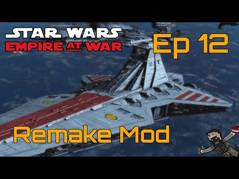 Star Wars Empire At War (Remake Mod) Rise Of The Hutts - Ep 12
