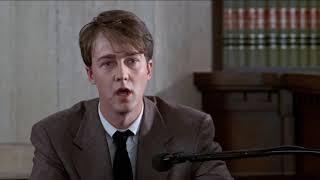 Финальный отрывок, В зале суда (Первобытный Страх/Primal Fear)1996
