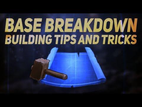 BASE BREAKDOWN - Advanced Rust Base Building Tips and Tricks thumbnail
