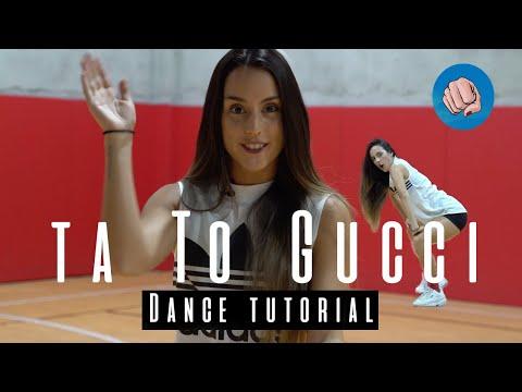 Ta To Gucci   Coreografia   Dance Tutorial