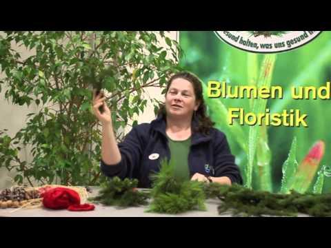 Naturgarten kurz erklrt Gestecke selbst gemacht  YouTube