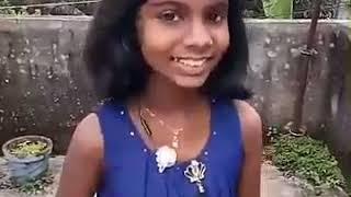 "My song ""Kunjurangum Koottinullil"" by Aashriya"