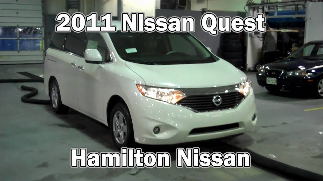 2011 Nissan Quest In Hagerstown MD At Hamilton Nissan