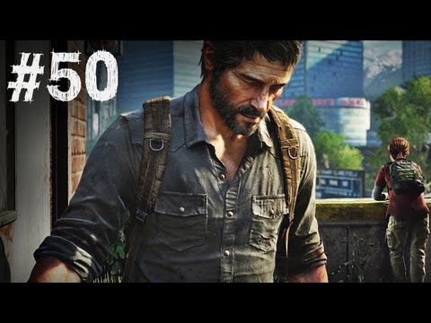 The Last of Us Gameplay Walkthrough Part 50 - Highway Exit