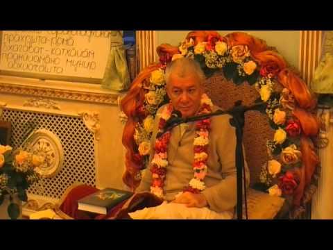 Шримад Бхагаватам 3.13.35 - Чайтанья Чандра Чаран прабху