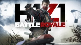 H1Z1 Battle Royale (BETA) - Gameplay Sem Cortes