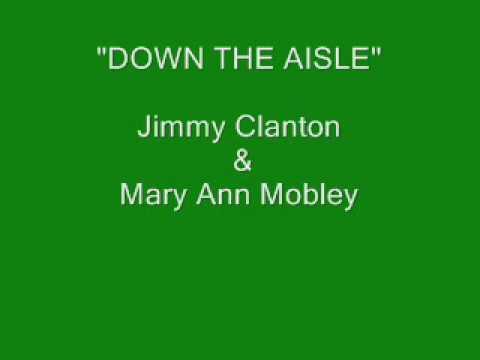 Jimmy Clanton w/Mary Ann Mobley - Down The Aisle