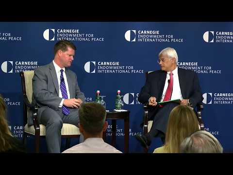 The U.S.-India 2+2: A Conversation with Randall G. Schriver