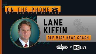Lane Kiffin Talks Ole Miss, Nick Saban, USC & More with Dan Patrick | Full Interview | 12/11/19
