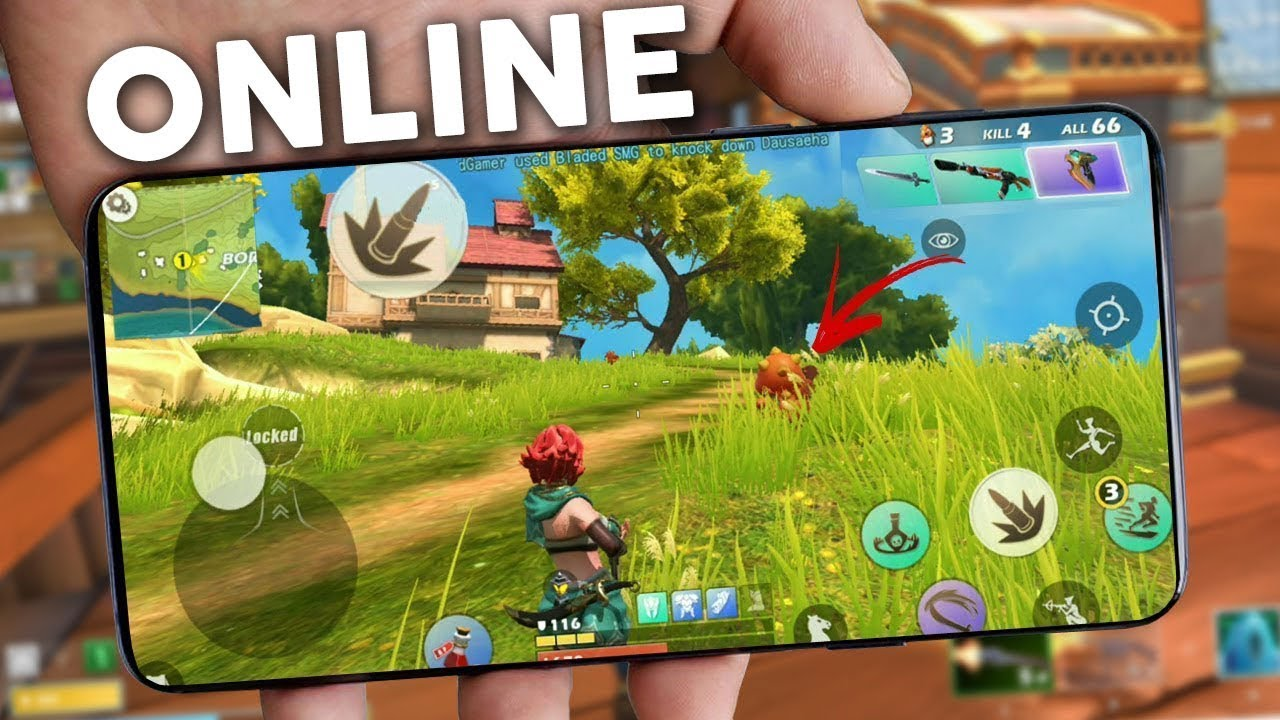 Top 12 New Online Multiplayer Games For Android You Must