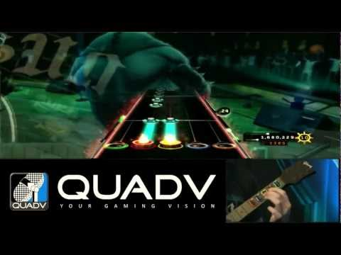 Fury of the Storm 100% FC  Guitar Hero Expert - George Boothby @ Gadget Show Live 2012