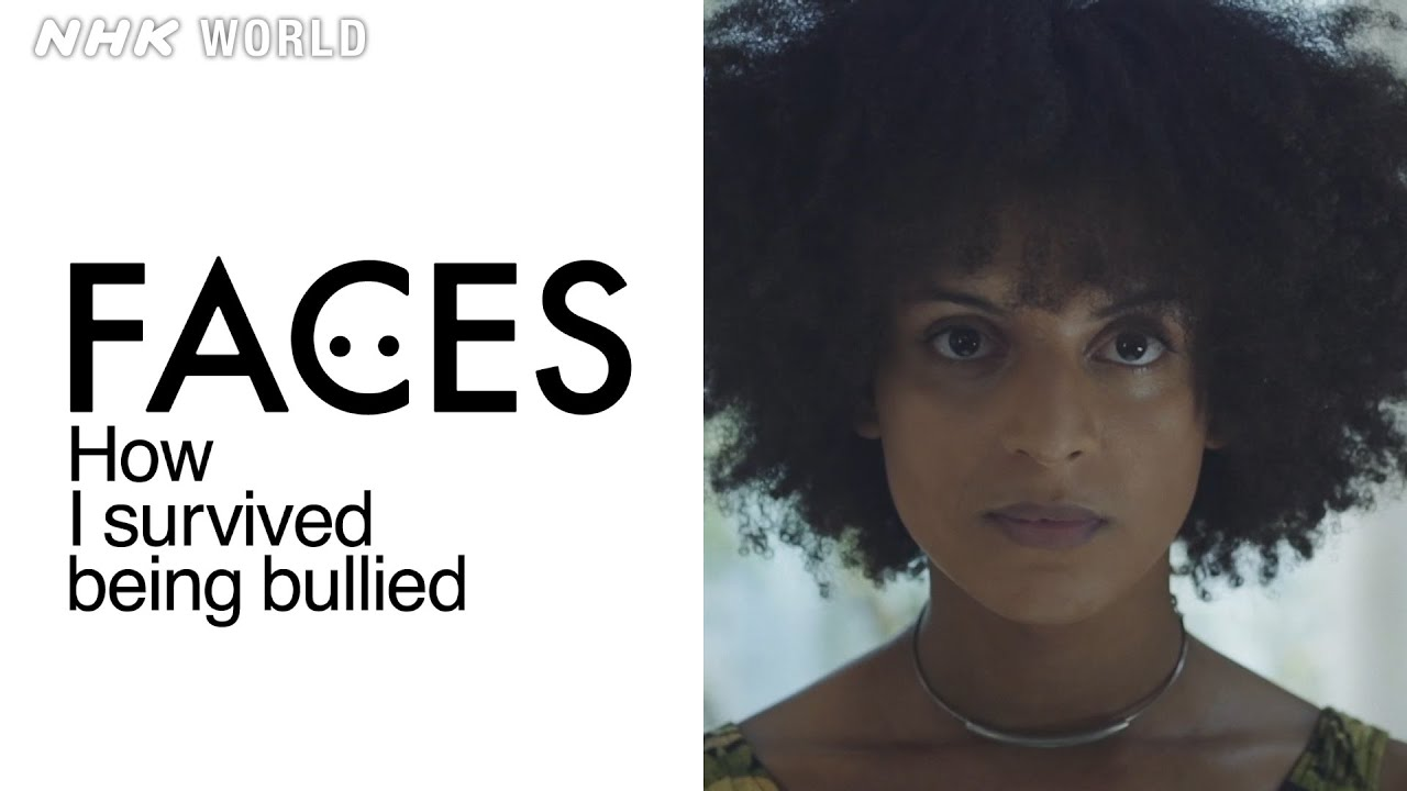 Photo of Gabriela [Brazil] – FACES: How I survived being bullied – video